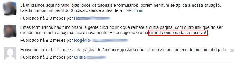 Recuperar página no Facebook