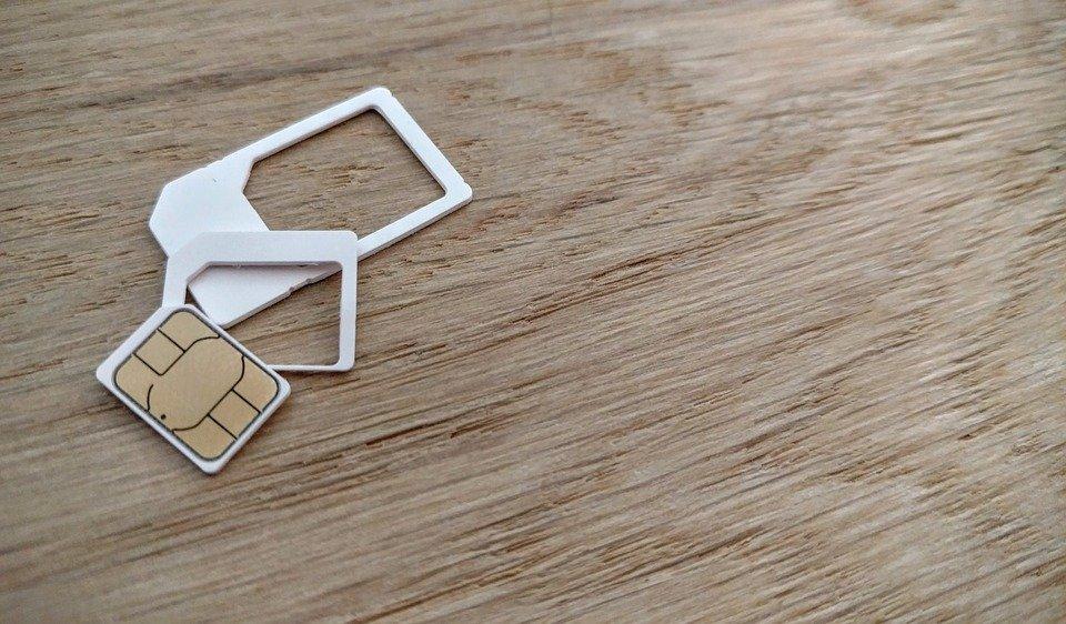 Cartão nano-SIM